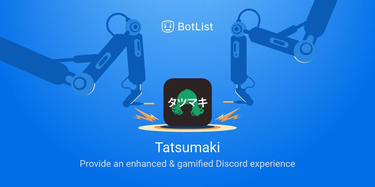 Image of Tatsumaki discord bot