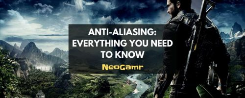 What Is Anti Aliasing & Why Is It Important For Gaming