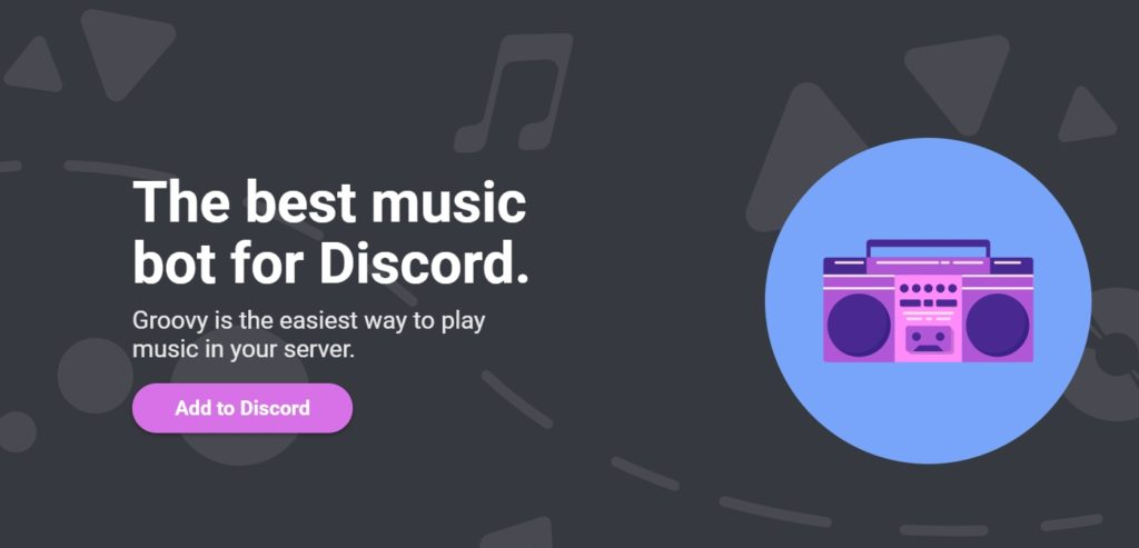 music for discord