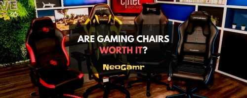 Are Gaming Chairs Worth It? Things To Consider Before Buying