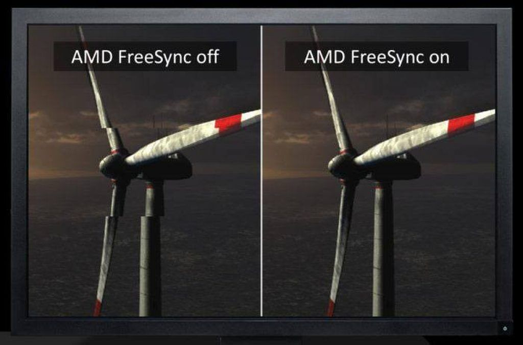 Freesync on and off difference