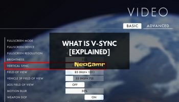 What Is V-Sync And Should You Use It (Thumbnail)