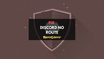 How To Fix Discord No Route Error_ [Updated] (Thumbnail)