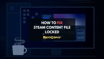 How to Fix steam Content File Locked (Thumbnail)
