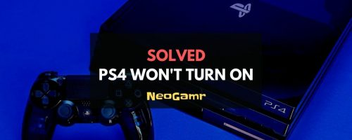Solved: PS4 Won't Turn On (10 Solutions)