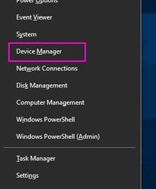 Windows Settings Tab