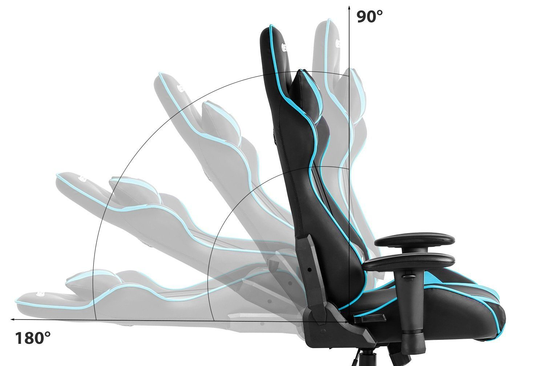 Merax's 180 angle recline