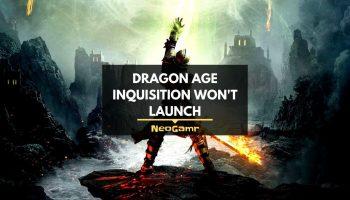 Fix: Dragon Age Inquisition Won't Launch - (Thumbnail)