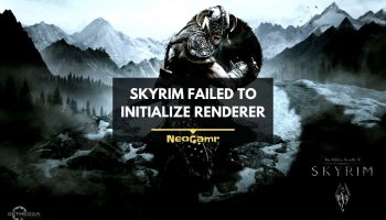 Skyrim Failed To Initialize Renderer - (Thumbnail)