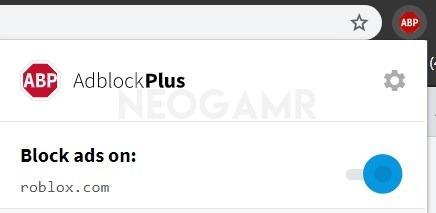 Unblock Website from ad blocker