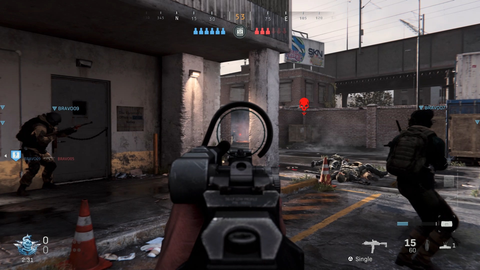 call of duty modern warfare gameplay image