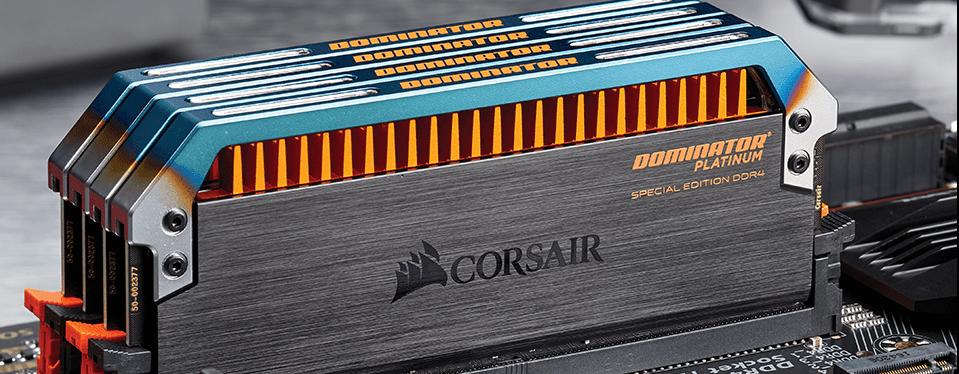 Corsairs Dominator Spacial Edition