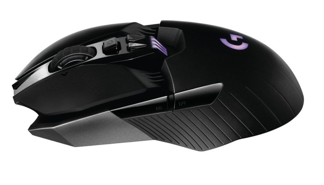 Gaming mouse by logitech