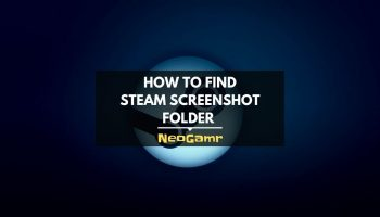 How To Find Steam Screenshot Folder - Thumbnail