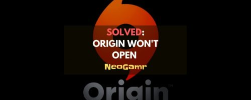 How To Fix Origin Won't Open On Windows 10