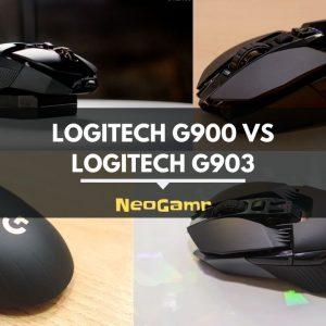 Logitech G900 vs Logitech G903