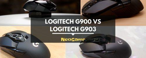 Logitech G900 vs Logitech G903 (Which Is Better?)