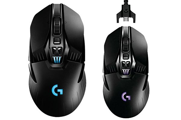The Difference Between Logitech G903 & G900
