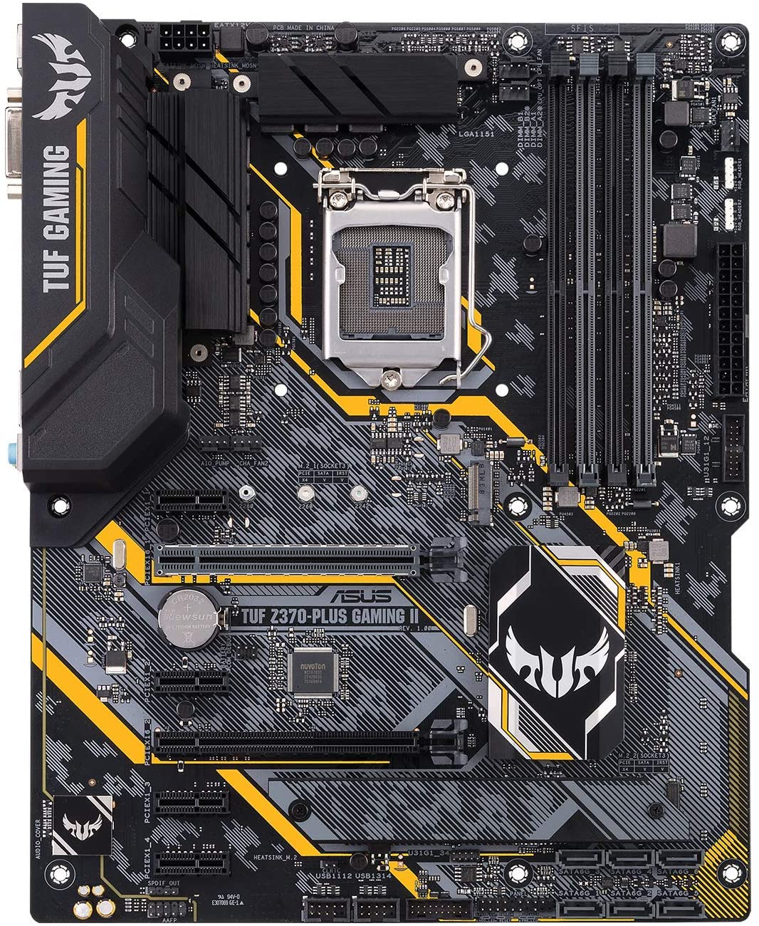 Small product image of ASUS TUF Z370-PLUS Gaming