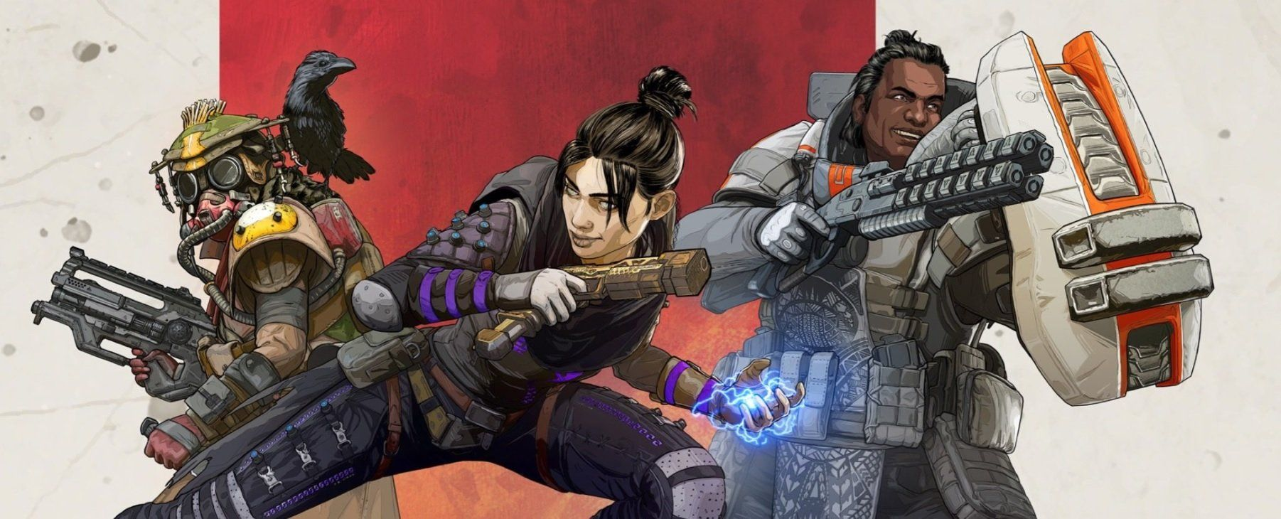 Apex Legends Video Game Cover