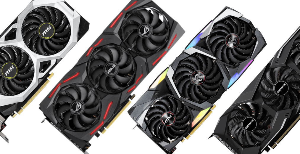 Different 2070 rtx cards