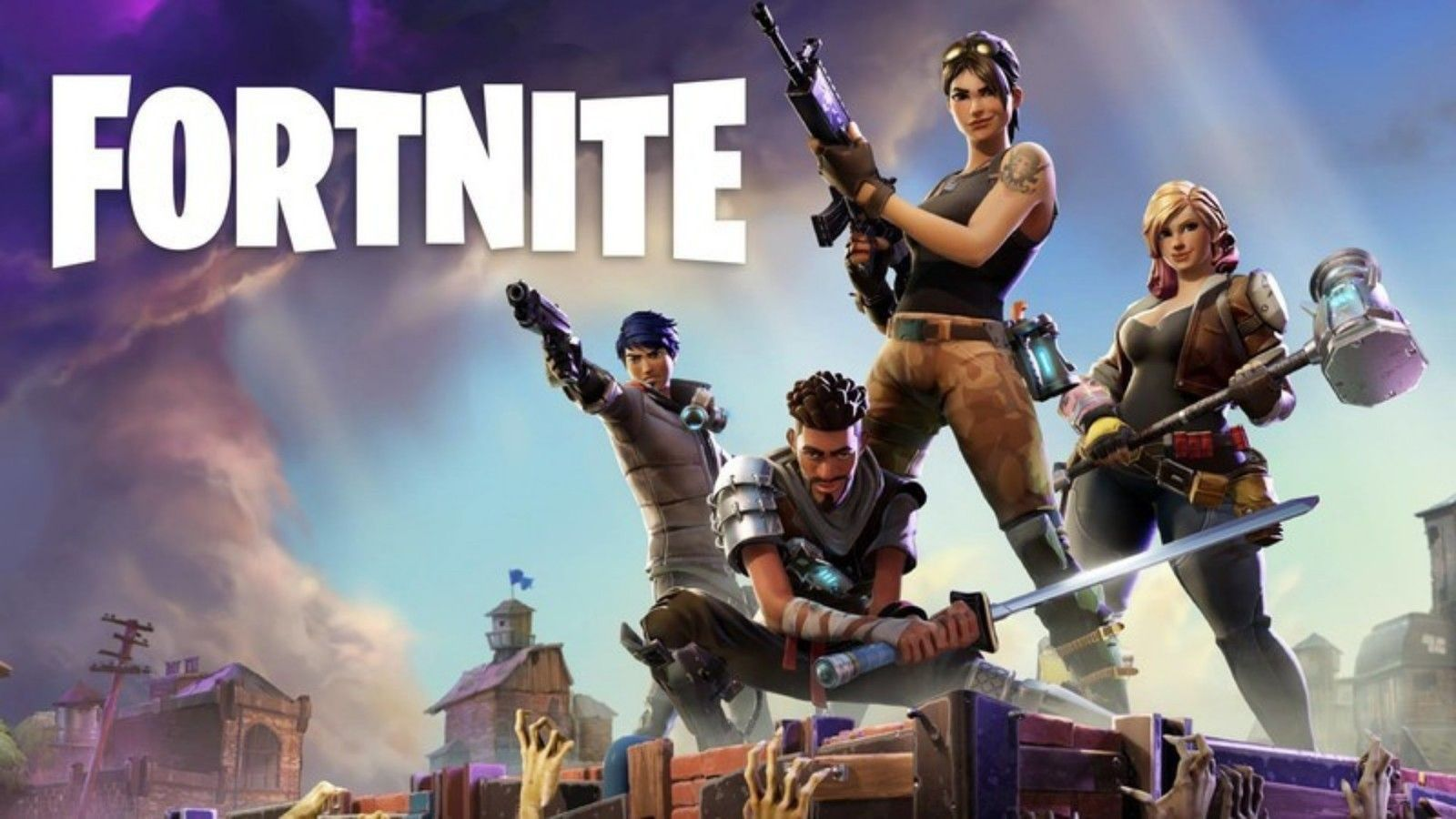 Fortnite Video Game