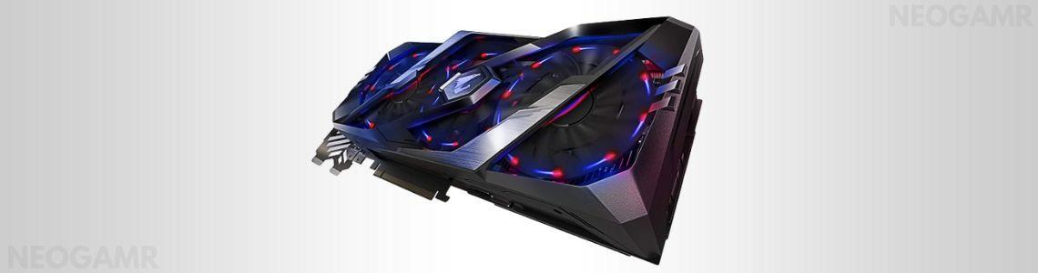 Gigabyte AORUS GeForce RTX 2070 Xtreme