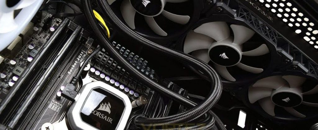 Image of Corsair Hydro Series H150i Pro Liquid CPU Cooler