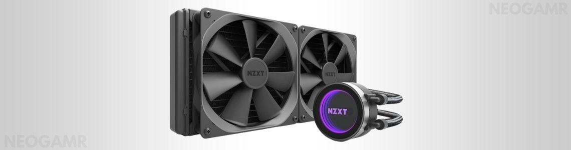 NZXT Kraken X62 AIO Liquid Cooler
