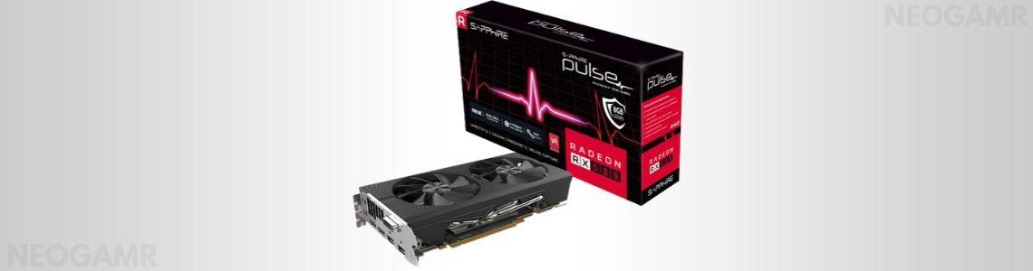 SAPPHIRE PULSE Radeon RX 580