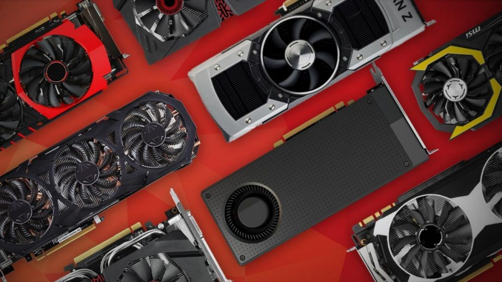 Several types of gpus