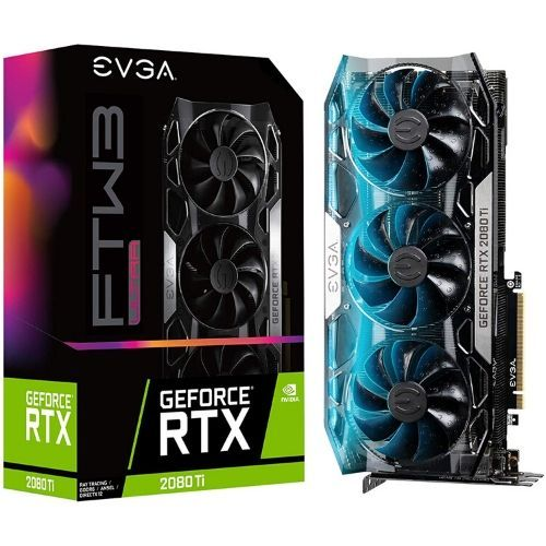 Small Product Image of EVGA GeForce RTX 2080 Ti FTW3 Ultra Gaming