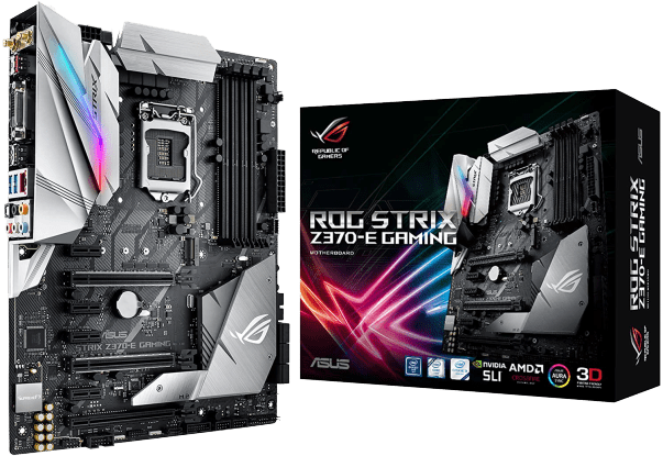 Small product image of ASUS ROG Strix Z370-E Gaming
