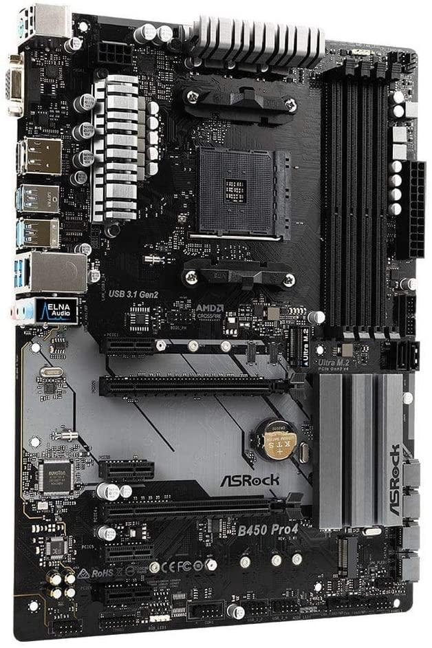 ASRock ATX Motherboard Photo 2