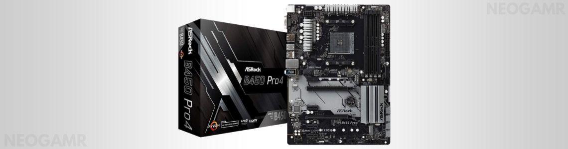 ASRock ATX Motherboard