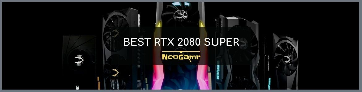 Cover of Best RTX 2080 Super