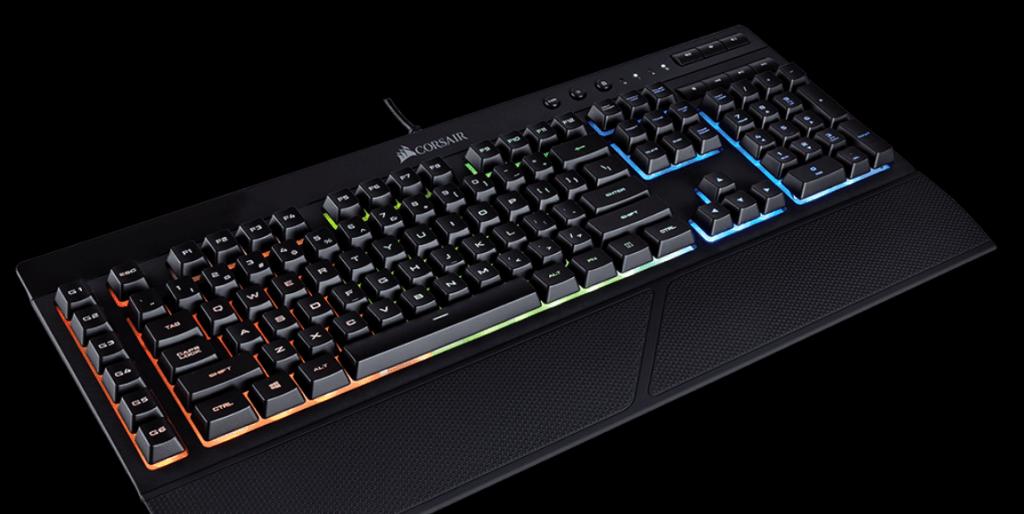 Image of Corsair K55 Keyboard