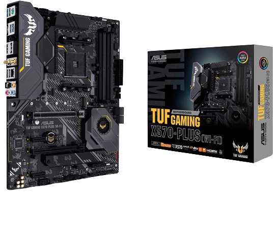 Product 4 - ASUS AM4 TUF Gaming X570-Plus