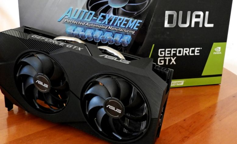 Asus extreme 1660 ti gaming card