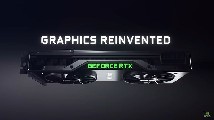 GeForce RTX Graphics Card Image