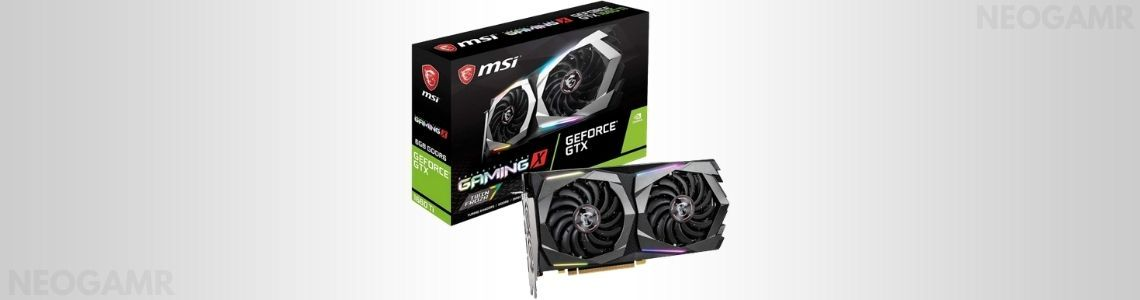 MSI Gaming GeForce GTX 1660 Ti