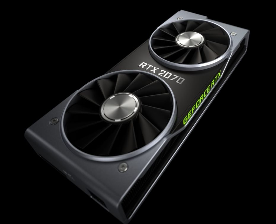 Official RTX 2070
