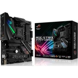 ASUS ROG Strix X470-F Gaming Motherboard