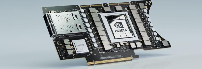 Internal board of Nvidia GeForce RTX 3080
