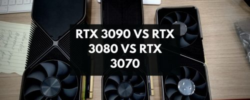RTX 3090 vs. RTX 3080 vs. RTX 3070: (Genuine Word-To-Word Comparison)