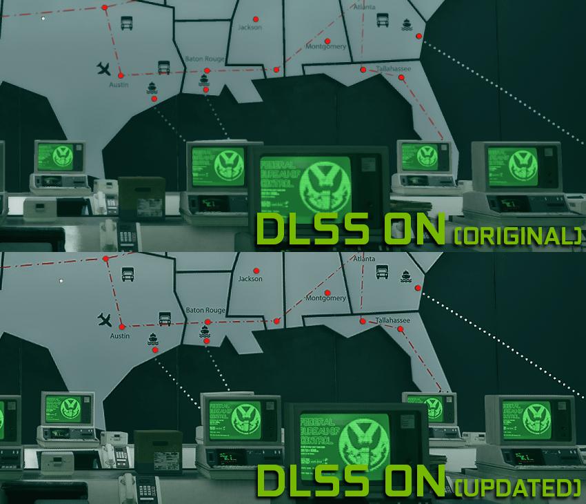 Control DLSS-2.0 Comparison 4