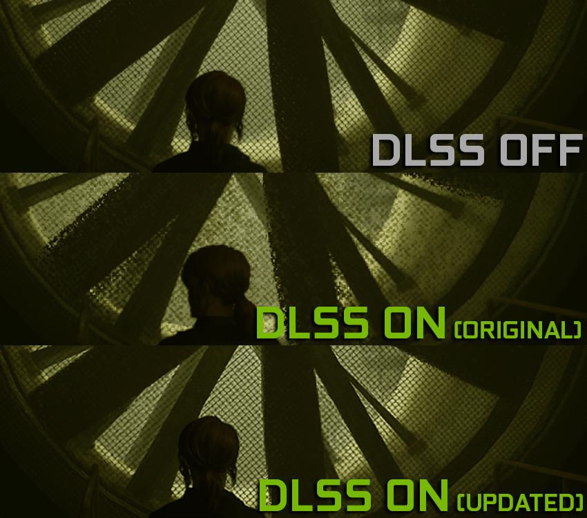 Control DLSS-2.0 Comparison