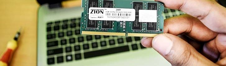 A Zion ram for laptop
