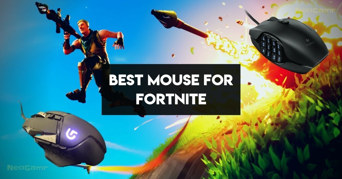 Best Mouse For Fortnite