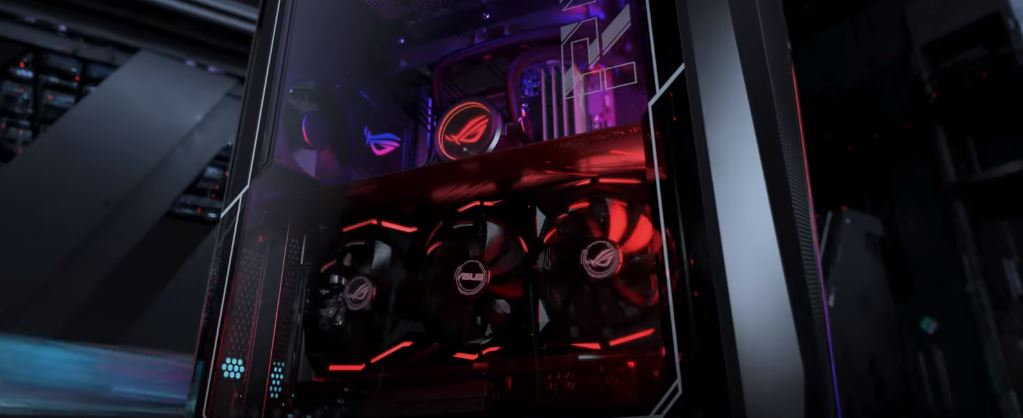 Image of Asus ROG Prebuilt pc